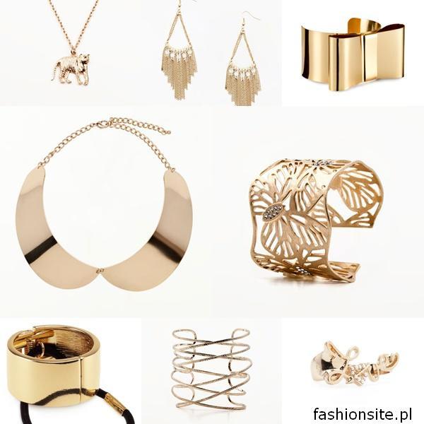 dodatki złote