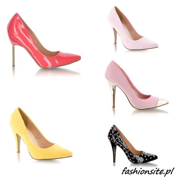 buty z czubkiem