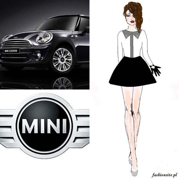 stylizacja mini cooper