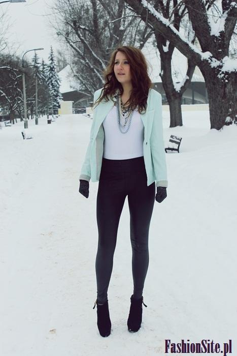 lateksowe leginsy blog o modzie
