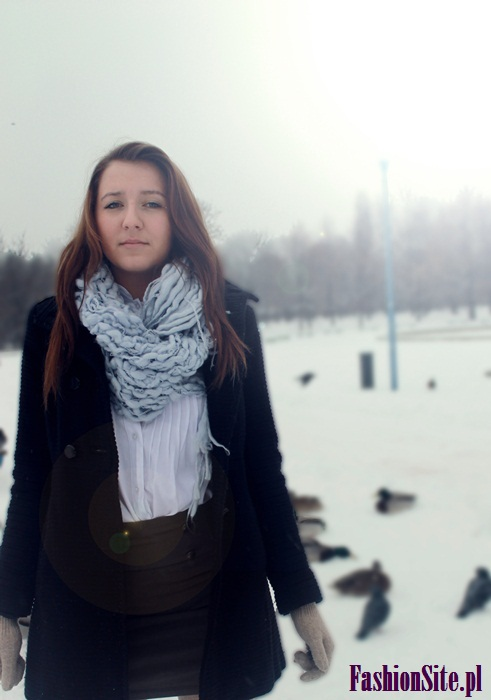stylizacja zimowa blog