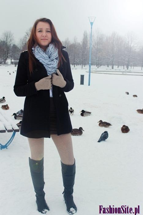 stylizacja zimowa blog o modzie