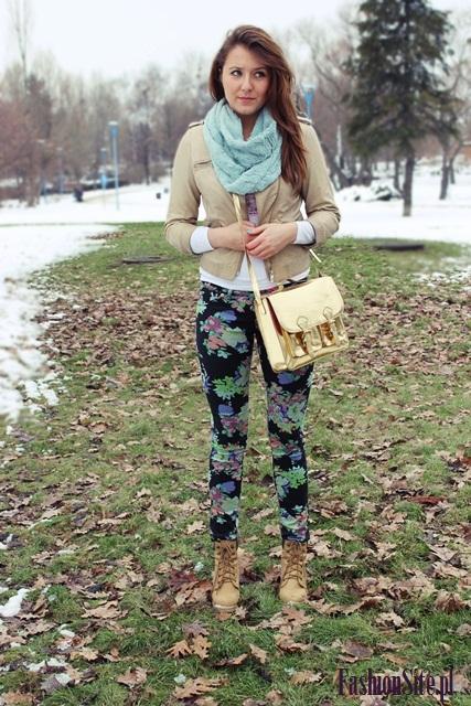 stylizacja blog o modzie wiosna 2013
