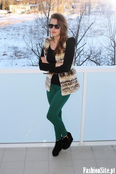 kamizelka blog o modzie