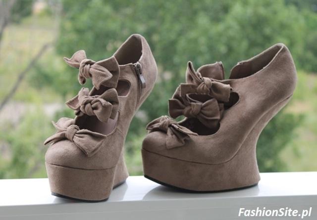 buty bez obcasa