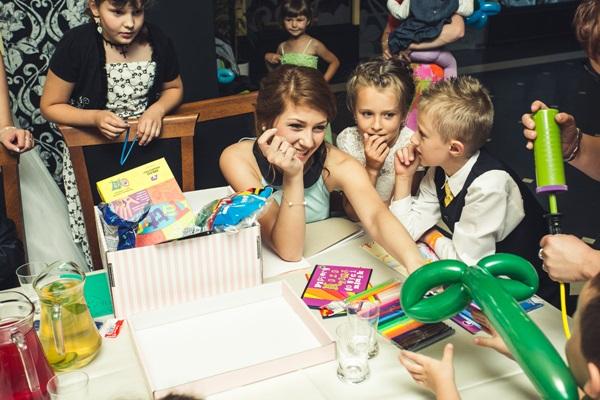 atrakcje na weselu dla dzieci
