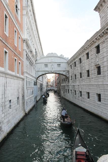 kanal w wenecji