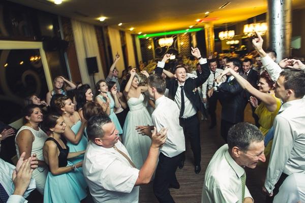 wesele taniec zabawa