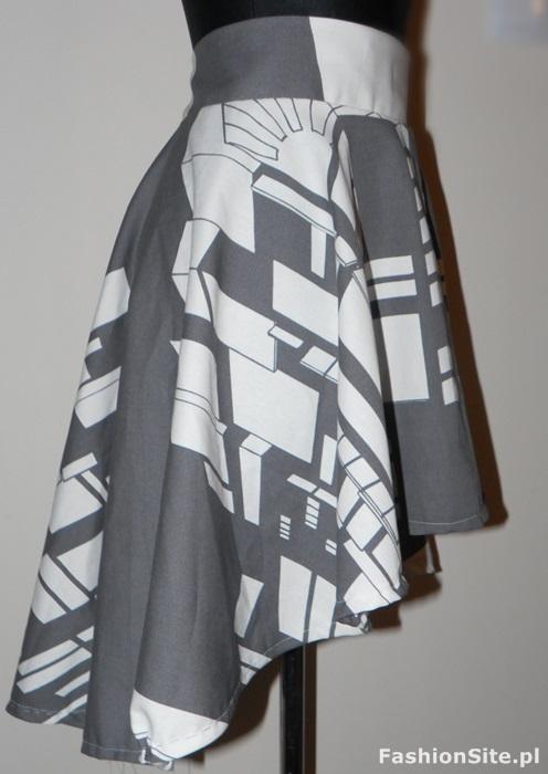 spodnica z kola trendy jesien zima 2013