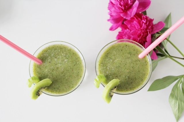 smoothie przepisy fit seler