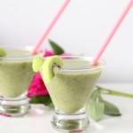 smoothie zielone kiwi seler przepis