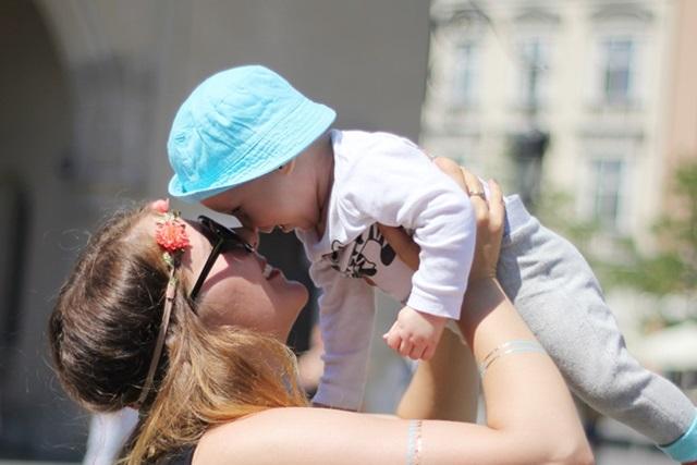 mamasynek dziecko wakacje-foto
