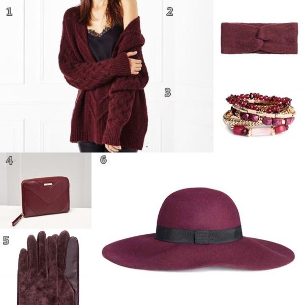 kolor modny jesien 2015 bordo
