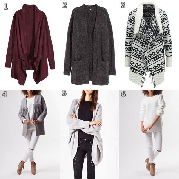 trendy jesien 2015 2016 sweter