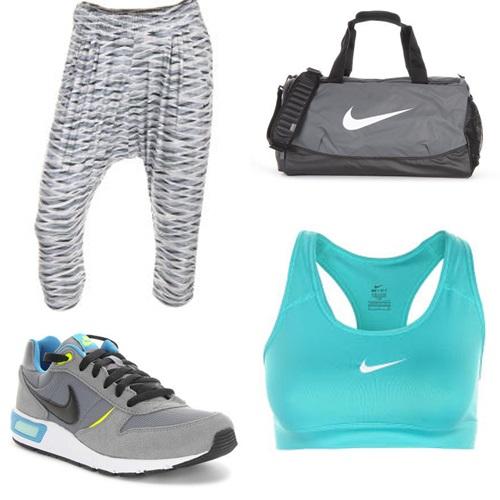 zestaw na fitness
