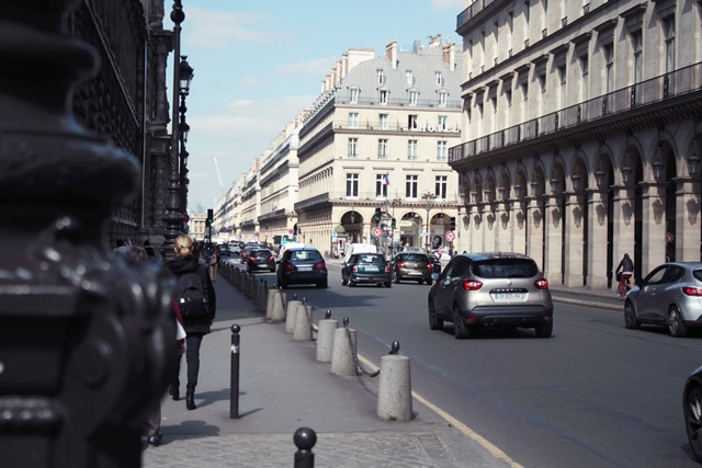 paris ulica
