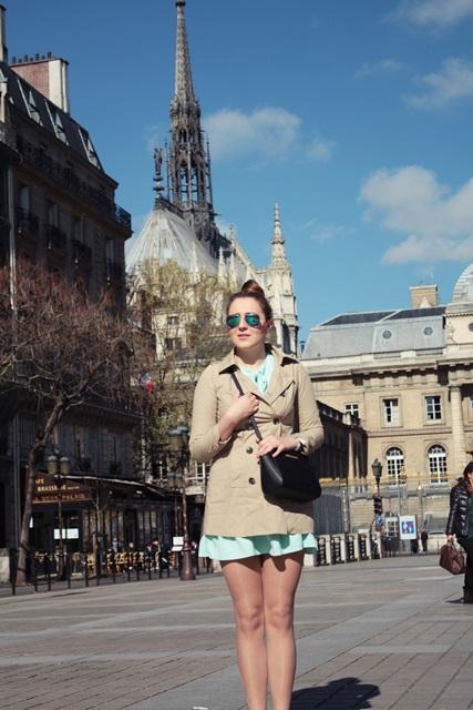 paris zwiedzanie paryż