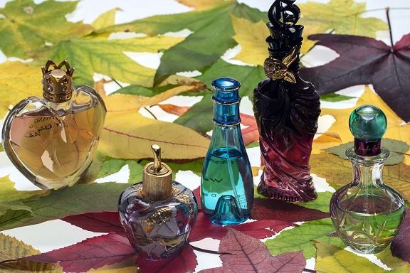 perfumy zapachy