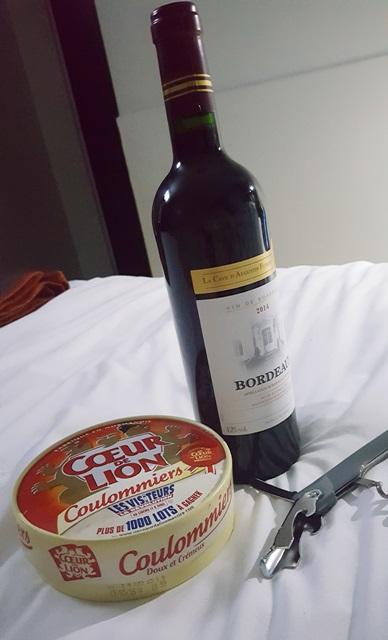 wino ser francja