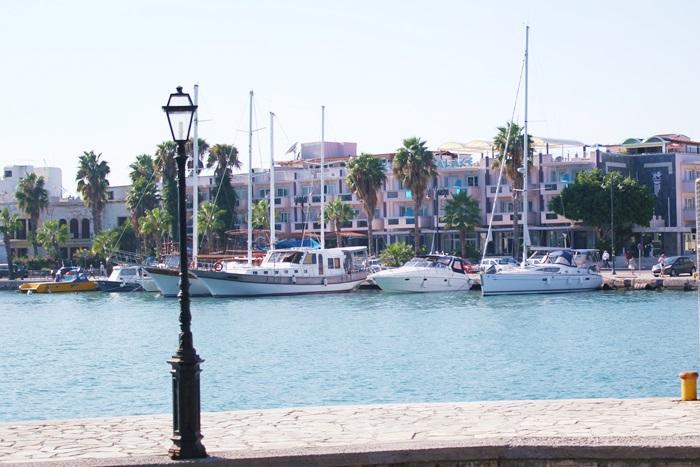 kos stolica zwiedzanie port