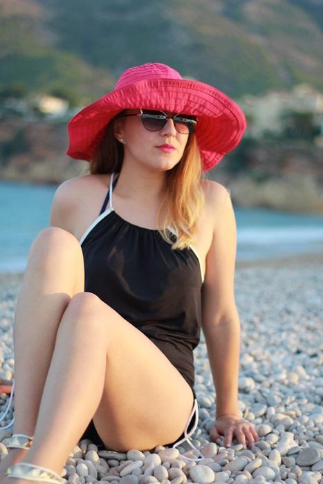 stylizacja na plaze wakacje