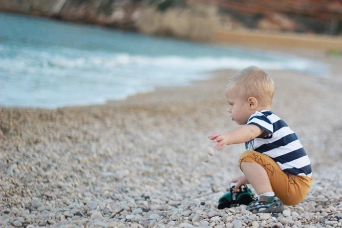 wakacje z malym dzieckiem