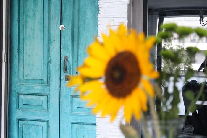 naklejka na drzwi pomysł
