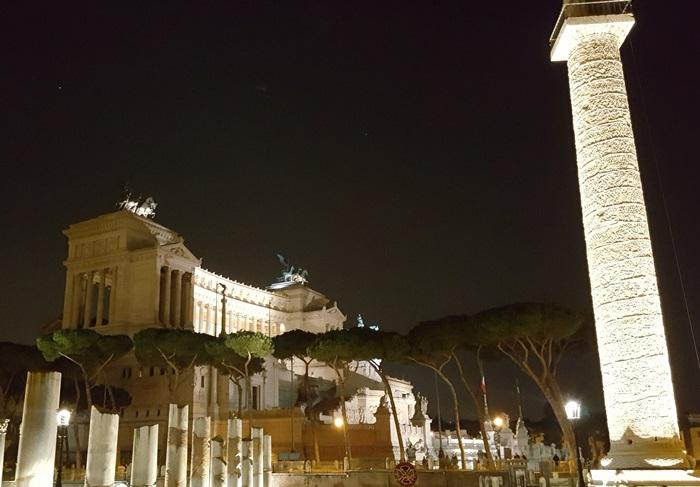 plac wenecki rzym
