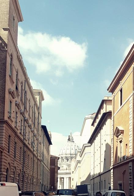 rzym uliczki zwiedzanie