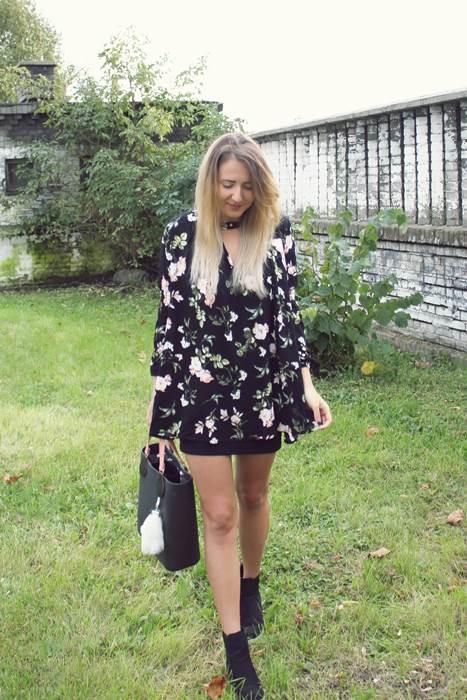 trendy jesien 2017 jesienna sukienka