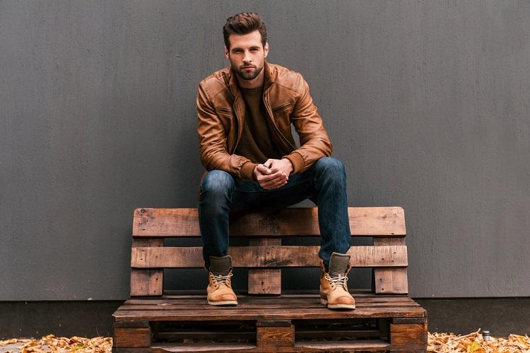 Kurtki męskie dla eleganckiego mężczyzny | Fashion Site
